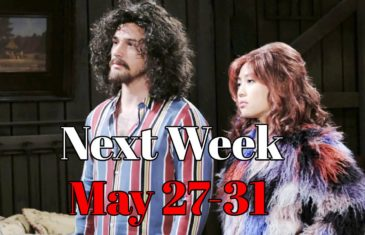 Days of our Lives Spoilers For May 27-31 Next Week