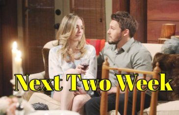 The Bold and The Beautiful Spoilers For the Next Two Week