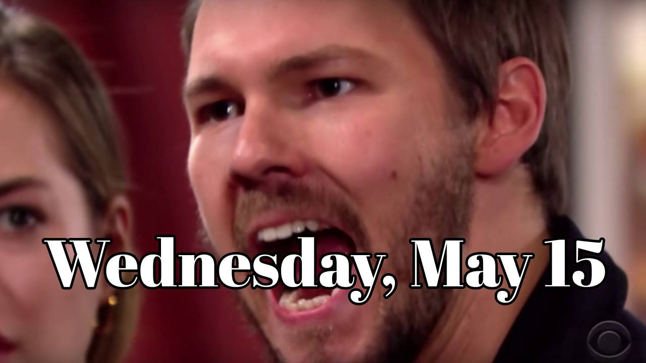 The Bold and The Beautiful Spoilers Wednesday, May 15