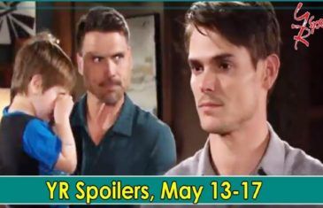 The Young and the Restless Spoilers : Adam Comes Home