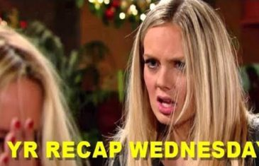 The Young and the Restless Spoilers Wednesday, May 15