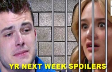 The Young and the Restless Spoilers May 20-24 Next Week