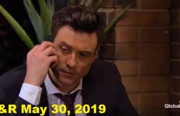 The Young and the Restless May 30, 2019