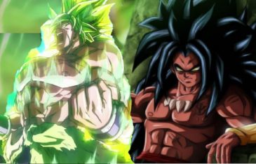 Catch the Power of Super Saiyan in the Dragon Ball Movies!