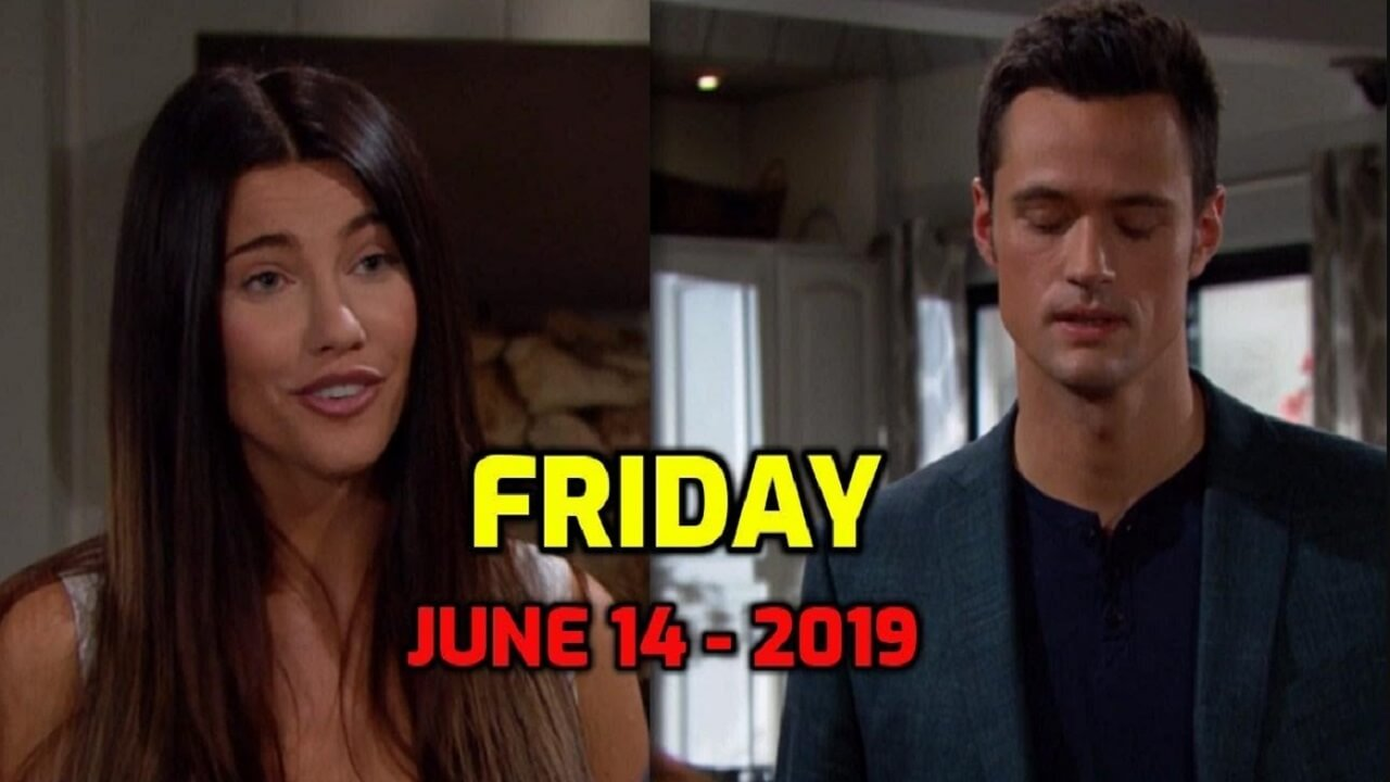 The Bold and the Beautiful Spoilers for Friday, June 14