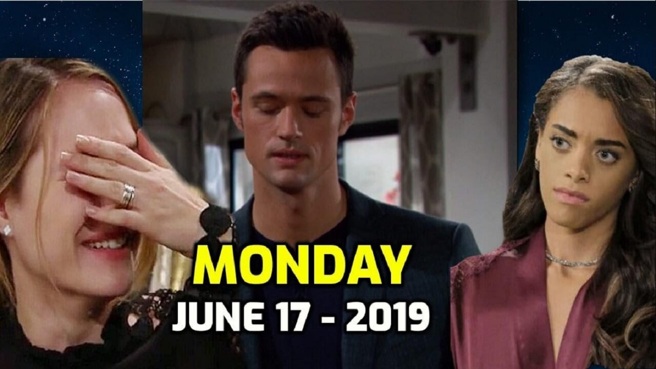 The Bold and the Beautiful Spoilers for Monday, June 17