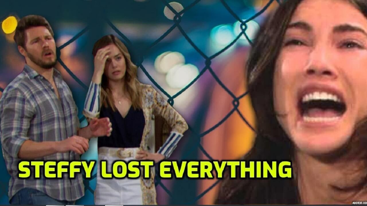 The Bold and the Beautiful Spoilers Monday, June 24 : Steffy lost everything