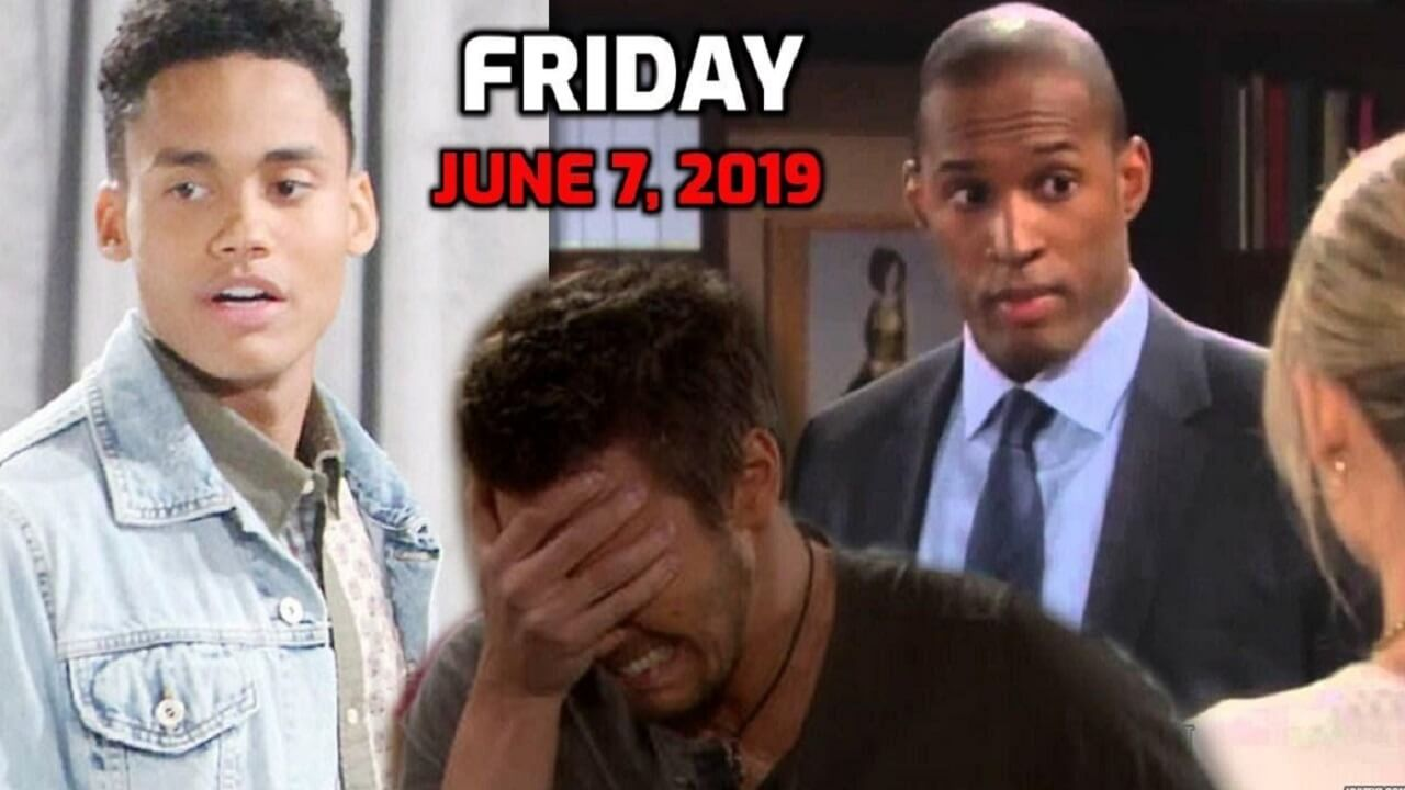 The Bold and The Beautiful Spoilers For Friday, June 7