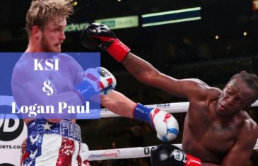11,000 People Illegally Watched KSI Logan Paul Fight In Reflection On Guy's Glasses