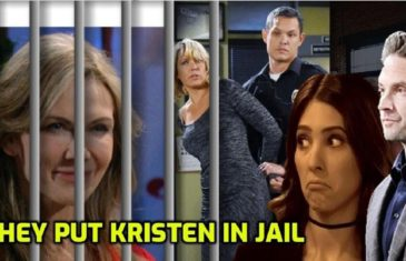 Days of our Lives Spoilers Friday, June 28 : They Put Kristen in Jail