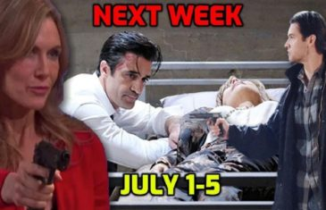 Days of our Lives Spoilers for July 1-5 Days Weekly Spoilers