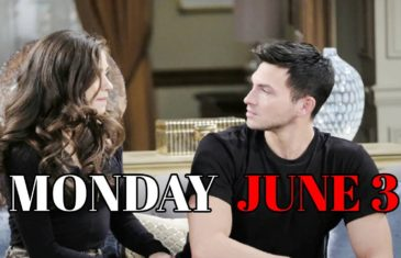 Days of our Lives Spoilers for Monday, June 3 DOOL