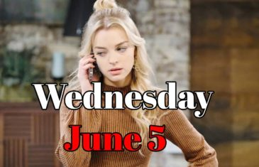 Days of our Lives Spoilers for Wednesday, June 5 DOOL