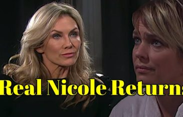 Days Of Our Lives Spoilers : Real Nicole Returns To Unmask Kristen