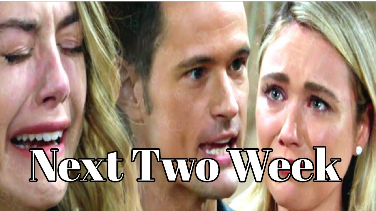 The Bold and the Beautiful Spoilers Next Two Week B&B