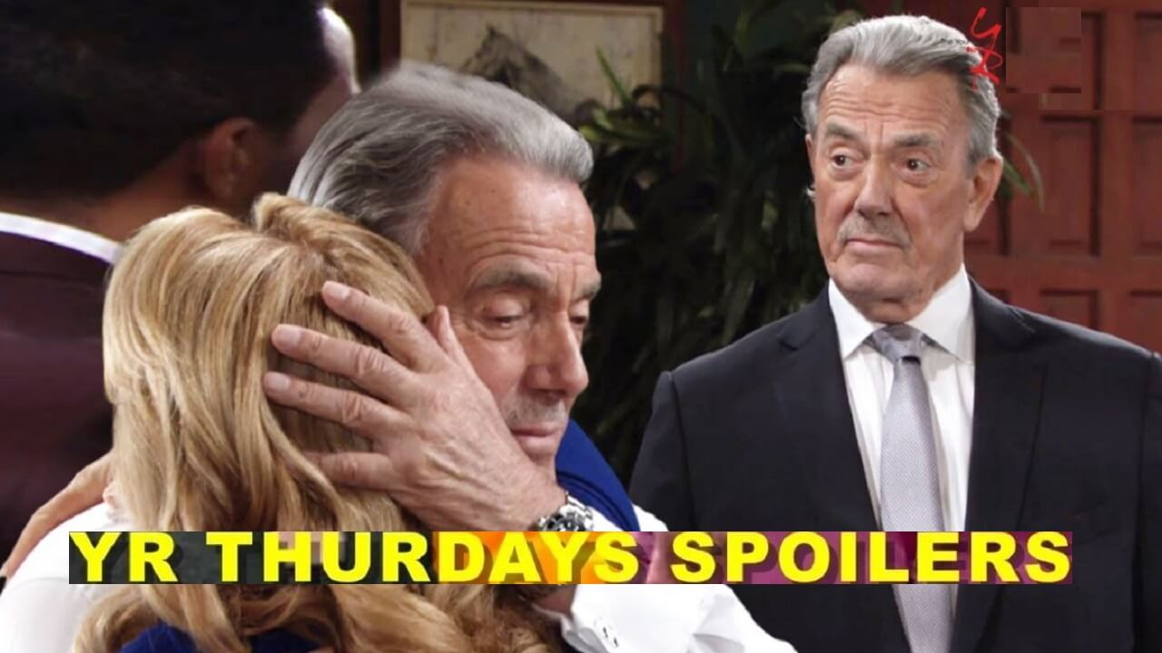 The Young and the Restless Spoilers Thursday, June 13