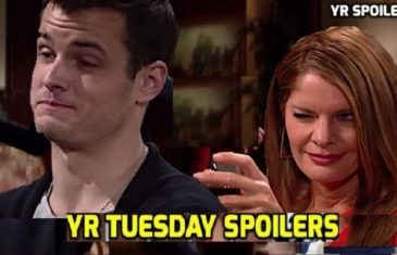 The Young and the Restless Spoilers for Tuesday, June 18