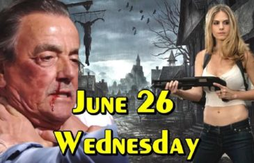 The Young and the Restless Spoilers for Wednesday, June 26