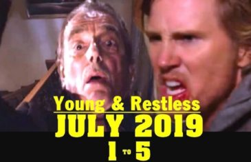 The Young and the Restless Spoilers July 1-5 Next Week