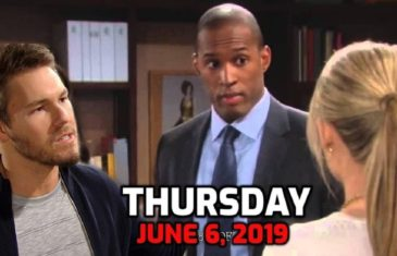 The Bold and the Beautiful Spoilers for Thursday, June 6