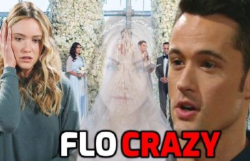 The Bold and the Beautiful Spoilers Wednesday, July 17 Flo Crazy