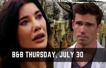 The Bold and The Beautiful Spoilers Thursday, July 30 B&B Ubdate