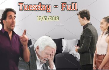 The Bold and the Beautiful Spoilers Tuesday, December 31 B&B Ubdate