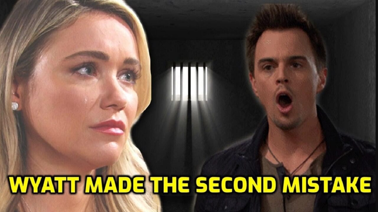 The Bold and the Beautiful Spoilers Wyatt made a mistake again. Will Sally forgive