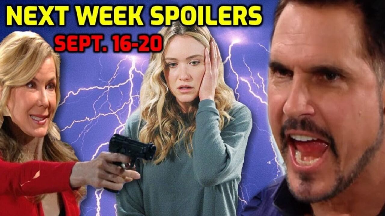 The Bold and the Beautiful Spoilers for September 16-20 Next Week