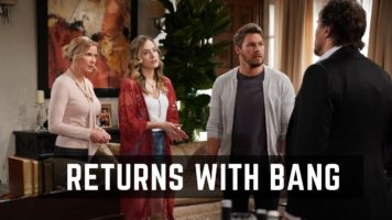 Bold and the Beautiful New Episodes Air On June 22, Bell Forced To Resume Production