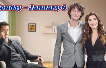 The Bold and the Beautiful Spoilers Monday, January 6 B&B Ubdate