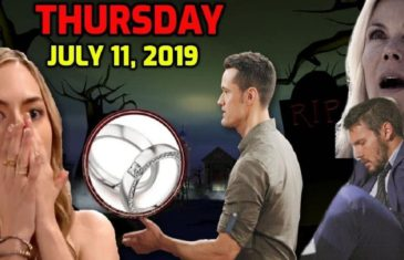 The Bold and the Beautiful Spoilers Thursday, July 11 Hope Will Back