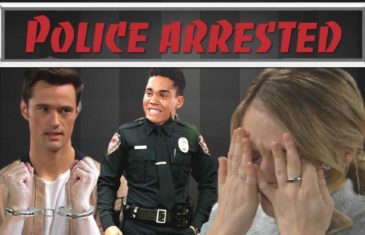 The Bold and the Beautiful Spoilers Monday, July 15 Police Arrested