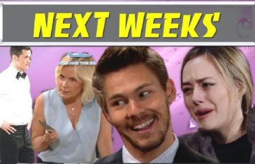 The Bold and the Beautiful Spoilers July 15-19 Next Week