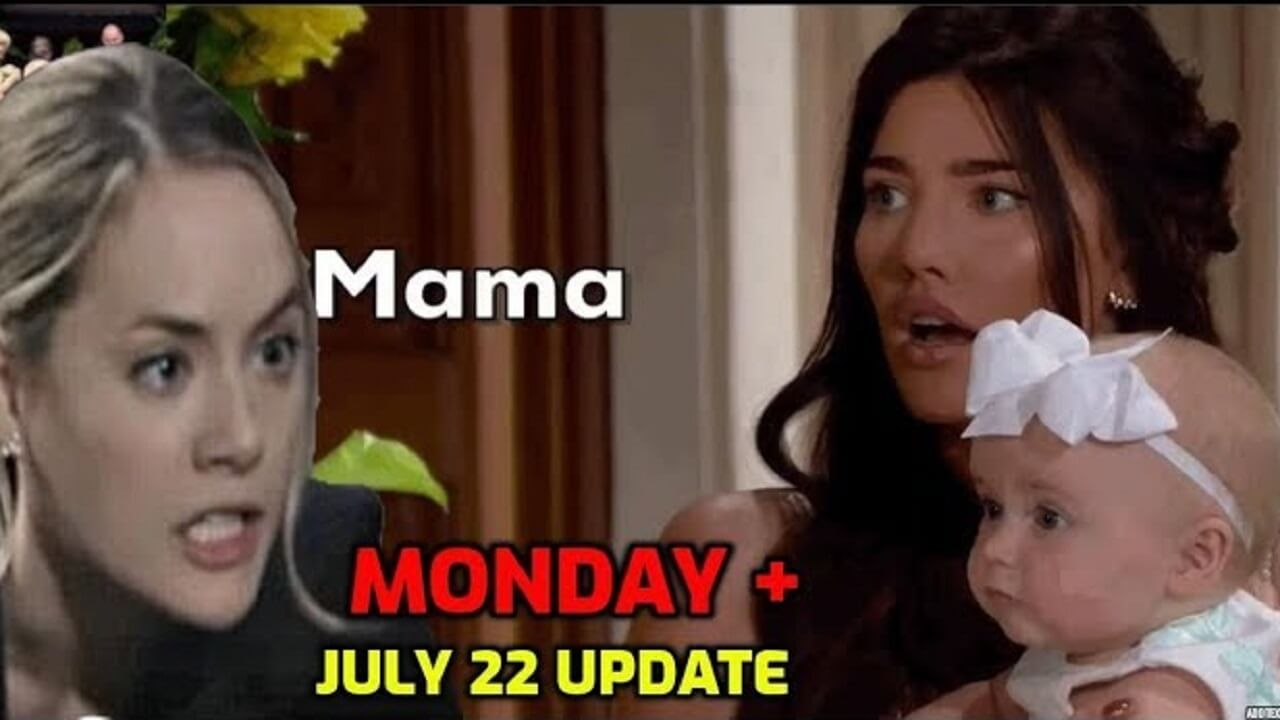 The Bold and the Beautiful Spoilers Monday, July 22 Monday Update