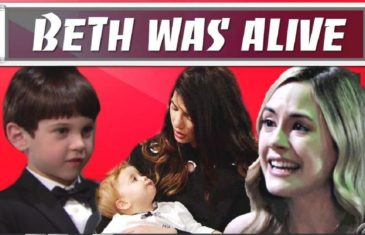 The Bold And The Beautiful Spoilers Douglas told Hope that Beth was alive