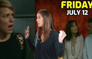 Days of Our Lives Spoilers for Friday, July 12 Full Update Spoilers