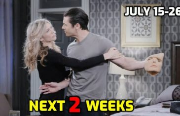 Days of Our Lives Spoilers for Next Two Weeks of July 15-26