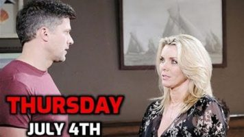 Days of our Lives Spoilers Thursday, July 4
