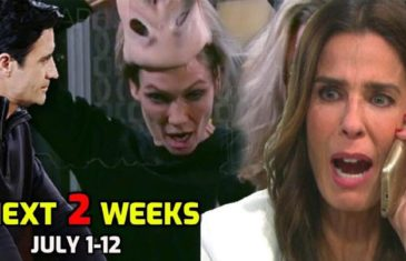 Days of Our Lives Spoilers Next Two Weeks July 1-12