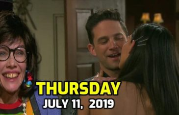 Days of our Lives Spoilers for Thursday, July 11