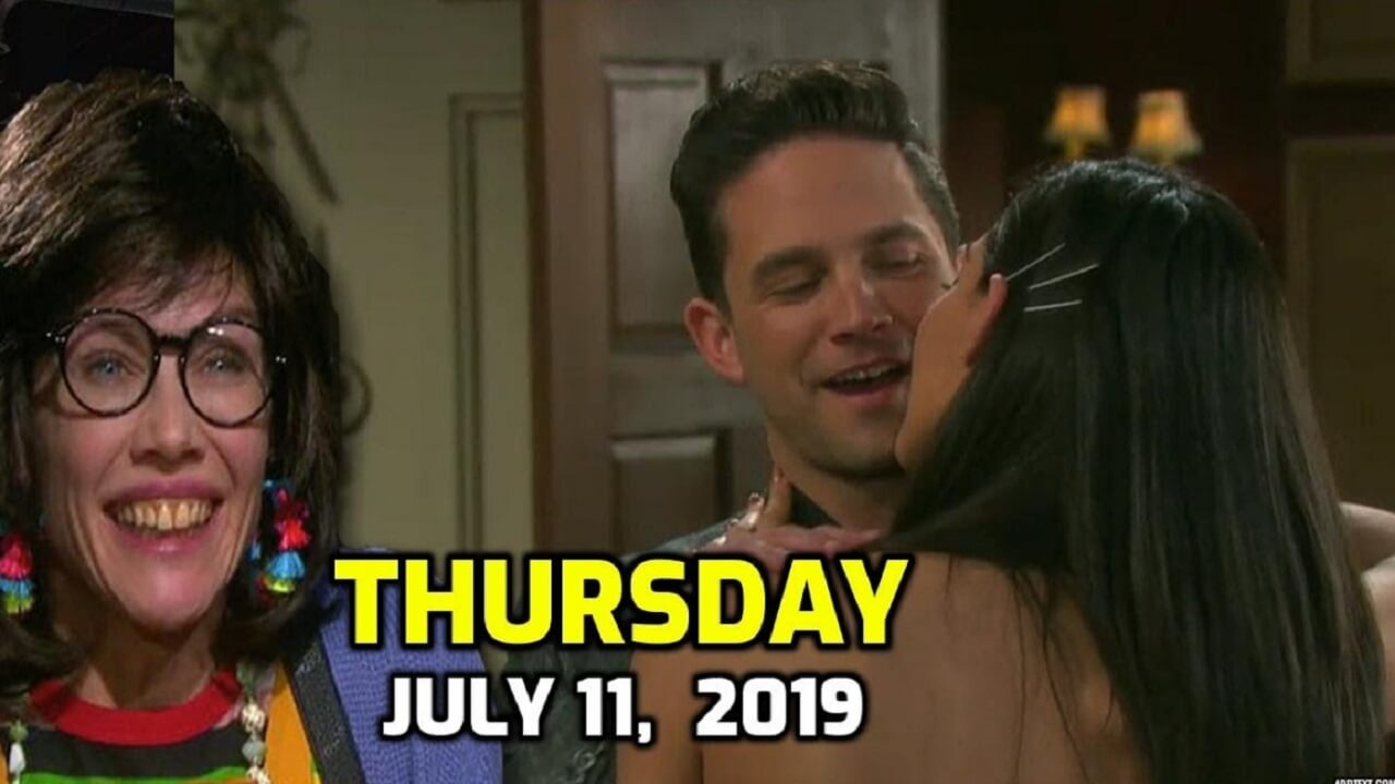 Days of our Lives Spoilers for Thursday, July 11 DOOL