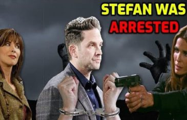 Days of Our Lives Spoilers Monday, July 15 Stefan Was Arrested