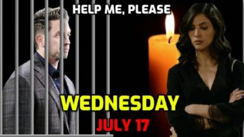 Days of Our Lives Spoilers Wednesday, July 17 DOOL