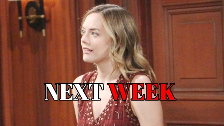 The Bold and the Beautiful Spoilers Next Week January 6-10 B&B Spoilers