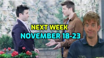 Days of Our Lives Spoilers for November 18-22 Next Week
