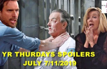 The Young and the Restless spoilers for Thursday, July 11