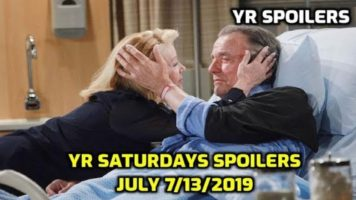 The Young and the Restless Spoilers for Monday, July 15