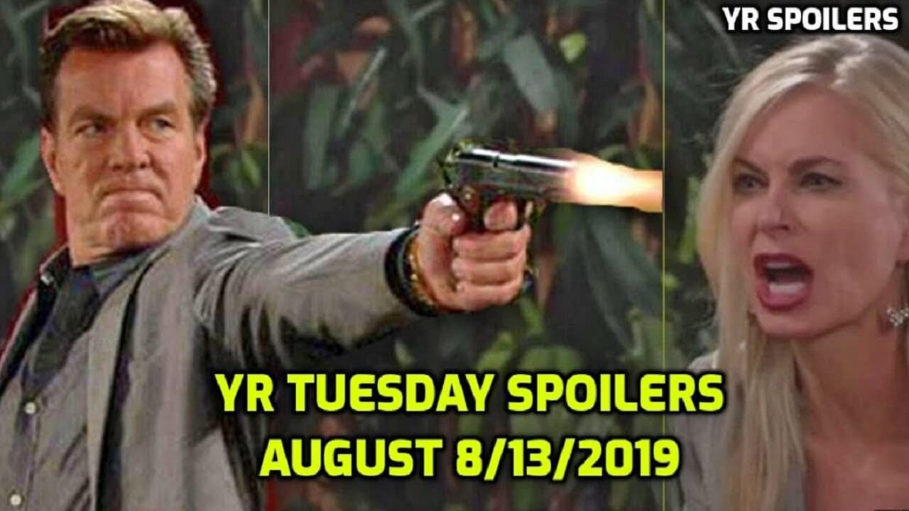 The Young And The Restless Spoilers Tuesday, August 13