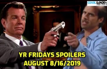 The Young and the Restless for Spoilers Friday, August 16
